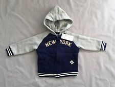NWT Ralph Lauren BOYS NEW YORK HOODED JACKET SZ 18 MONTHS 1 yr + RRP US$89.50