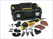 DEWALT - DWE315KT Multi-Tool Quick Change Kit & TSTAK 300 Watt 240 Volt
