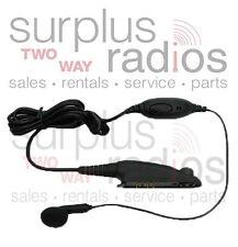 Motorola Headset OEM PMLN4556A HT750 HT1250 HT1250LS MTX850 MTX950