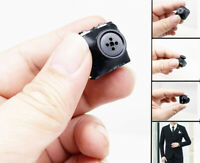 HD 1080P Camera Camcorder Hidden Video Recorder SPY CAM DVR nanny Tiny button DV