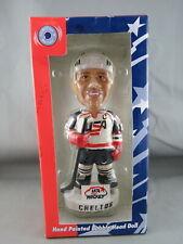 2002 Team USA Hockey Bobblehead - Winter Olympics -  Chris Chelios - New In Box