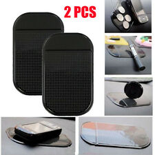 2pcs Car Magic Anti-Slip Dashboard Sticky Pad Non-slip Mat Holder For GPS Phone