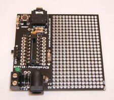 Rkpt 18 proyecto prototipo PCB diseñado para Picaxe - 18M2 & Genie-E-18 vendedor del Reino Unido