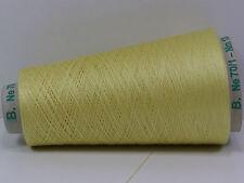 K04 100g PREMIUM COMFORT SEIDE - SILK VANILLE (56/2) Zwirn Wolle