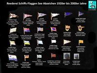 Schifffahrt Flaggen Reeder See Abzeichen International badges pins AUSSUCHEN