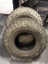 """35"""" Mud Terrain BF Goodrich Tyres 35 / 12.50 / 15"""
