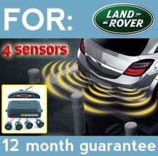 Reverse Reversing Parking Sensor Kit Land Rover Defender Discovery Freelander