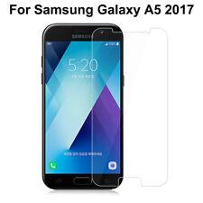 SAMSUNG Galaxy A5 2017 TRASPARENTE VETRO TEMPERATO PROTEZIONE SCHERMO