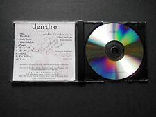 """""""deirdre"""" music CD Deirdre Jenkins, Giles Reaves Instruments 2007"""