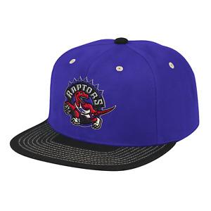 Mitchell & Ness Purple/Black NBA Toronto Raptors Contrast Stitch HWC Snapback