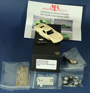 Lamborghini Miura Concept - MR Collection KIT 1/43
