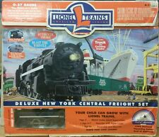 Lionel 6-11735 Deluxe New York Central Freight O-27 Train Set