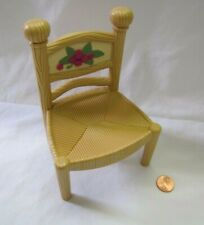 Fisher Price Briarberry Bears Tan Chair w/ Berry Design for Bear Replacement