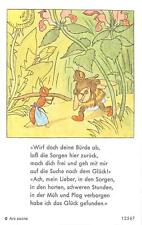 "Fleißbildchen Heiligenbild Gebetbild  Holycard"" H2693"" Ars Sacra Ida Bohatta"