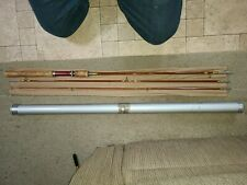 Extremely Rare Wright Mcgill Granger Special Spinning Bamboo Hexagon Rod. L@K!
