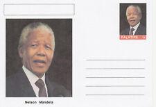 CINDERELLA - 3938 - NELSON MANDELA featured on fantasy Postal Stationery card