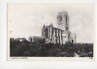 Liverpool Cathedral 1958 RP Postcard 922a