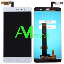 TOUCH SCREEN VETRO LCD DISPLAY SCHERMO PER Xiaomi Redmi Note 3 PRO BIANCO WHITE