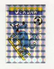 figurina CALCIO FLASH 1988 SCUDETTO VERONA