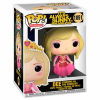 Funko POP! It's Always Sunny in Philadelphia Figure - DEE as The Princess #1051