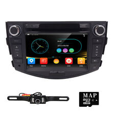 2Din Bluetooth GPS Radio Car Stereo DVD Player iPod Touch Screen For Toyota RAV4