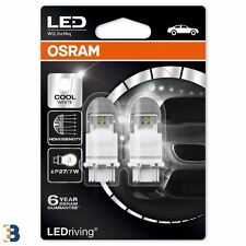 OSRAM P27/7W LED 180 12V Ampoules indicatrices Cool White 6000K 3557CW-02B Set