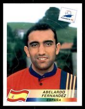 Panini France 98 (Pop-Outs) - Spain Abelardo Fernandez No. 232