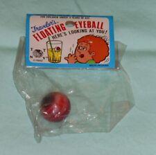 vintage magic trick gag Traveler's FLOATING EYEBALL in package