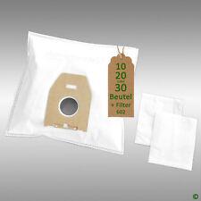 10 Staubsaugerbeutel geeignet fuer PHILIPS TC 400...999 Filtertueten #602