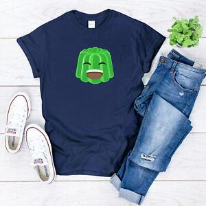 Smile Jelly Merch Youtuber Kids T-Shirt Gamer Tee Top Boy Girl Mens Game Tshirt