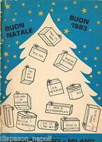 Frohe Weihnachten, Merry 1983 - Musiknoten