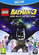 Wii U LEGO Batman 3. Más Allá De Gotham Nuevo Precintado Pal España