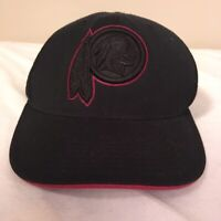 Reebok Washington Redskins NFL Team Apparel Hat Cap SIze 6 7/8 - 7 1/4 Free Ship