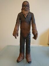 Vintage Large Star Wars Chewbacca Action Figure Toy Jakks 2014 Approx.36cm Tall