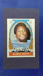1972 Topps #278 BUBBA SMITH All-Pro Baltimore Colts NRMT ~JY13