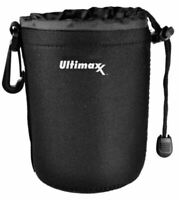 Ultimaxx Neoprene Soft Lens Pouch 6""