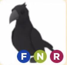 Roblox Adopt Me Neon Fly Ride Crow NFR *Read Description *