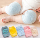 5 Pairs Baby Safety Anti-slip Crawling Knee Pads Socks Walking Elbow Protector
