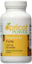 Apricot Power Megazyme Forte Pancreatic Enzymes Vitamin B17 Booster