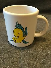 Disney Channel Little Mermaid Flounder Mug