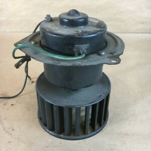 OEM 1974-1980 MG Midget Heater Blower Motor Smiths FHM 1202/03 348 WORKING Orig.