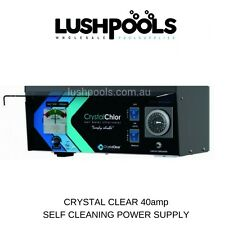 40amp RP Self Cleaning Chlorinator Power Supply ONLY Suits RP4000