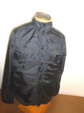 G-Star Nylon Filch Combat Overshirt Windbreaker Jacket NWT XL $200  Black