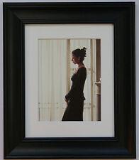 BEAUTIFUL Dreamer by Jack Vettriano incorniciato & MOUNT ART PRINT CORNICE NERA