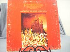 "Mussorgsky-Khovanshchina-Boris Khaikin-Bolshoi-12"" Vinyl LP Record Classical"
