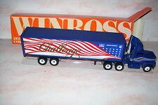 1988 Ford Aeroforce Coast to Coast Challenge Winross Diecast  Trailer Truck