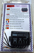 Melodien Generator 5 Watt / Modul Kemo-Electronic