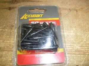 Accudart 50 Soft Tips 2BA Size Replacement