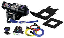 KFI A2000 Winch & Winch Mount Kit - 2018 Yamaha Kodiak 450 4x4