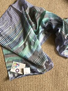 Womens Scarf - Womens Patterned Scarf - from UP AND READY - New With Tags